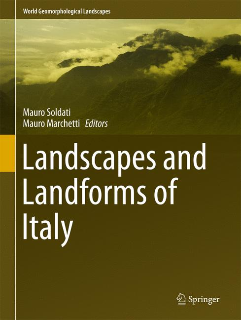 Cover of 'Landscapes and Landforms of Italy'