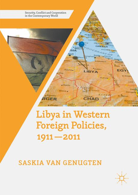 Cover of 'Libya in Western Foreign Policies, 1911–2011'