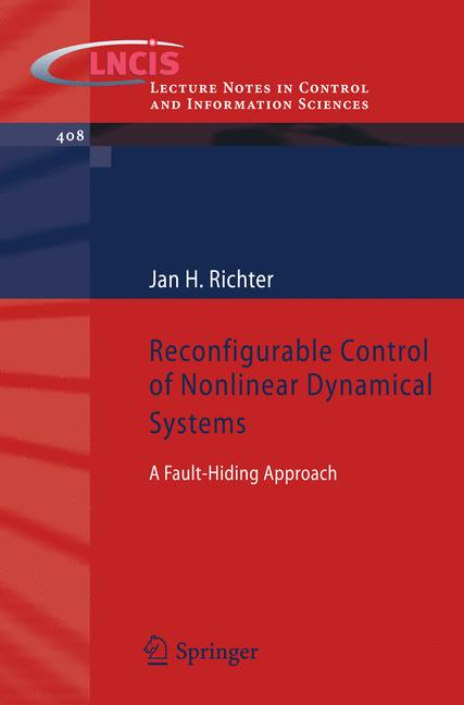 Cover of 'Reconfigurable Control of Nonlinear Dynamical Systems'