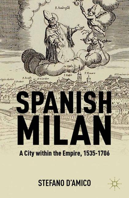 Cover of 'Spanish Milan'