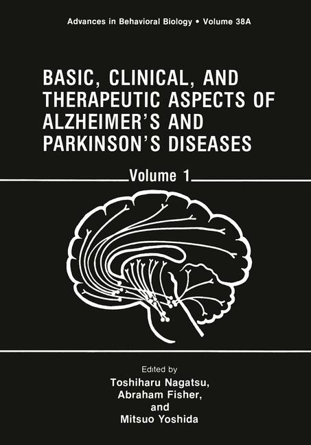 Cover of 'Basic, Clinical, and Therapeutic Aspects of Alzheimer's and Parkinson's Diseases'