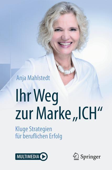 """Cover of 'Ihr Weg zur Marke """"ICH""""'"""