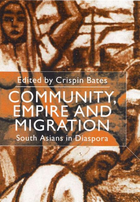 Cover of 'Community, Empire and Migration'