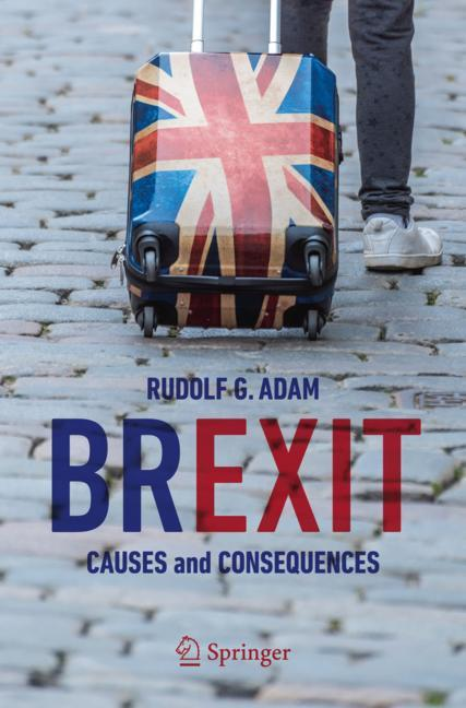 Cover of 'Brexit'