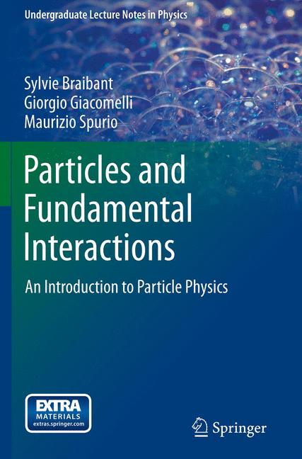 Cover of 'Particles and Fundamental Interactions'