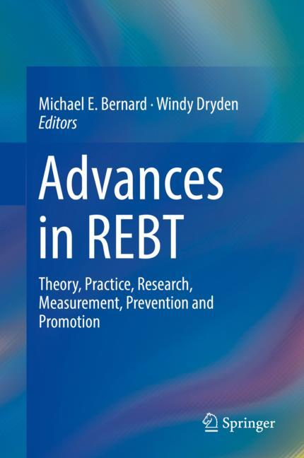 Cover of 'Advances in REBT'