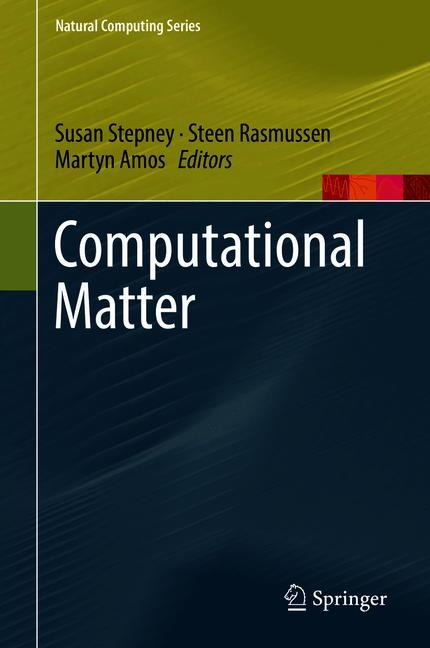 Cover of 'Computational Matter'