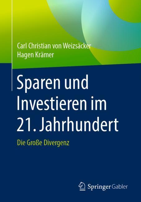 Cover of 'Sparen und Investieren im 21. Jahrhundert'