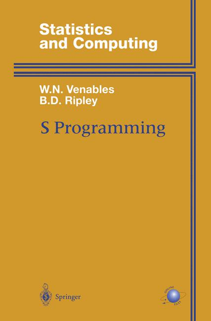 Cover of 'S Programming'