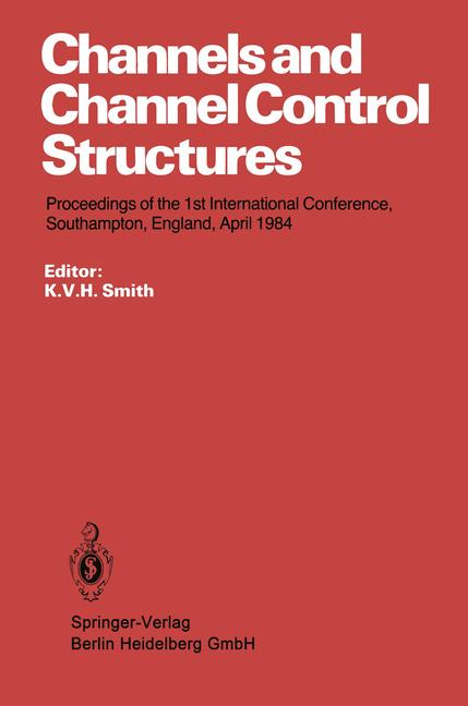 Cover of 'Channels and Channel Control Structures'