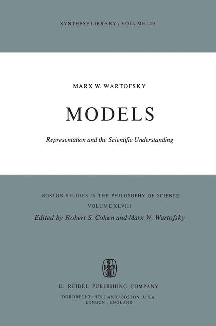 Cover of 'Models : representation and the scientific understanding'