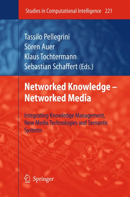 Cover of 'Networked Knowledge - Networked Media'