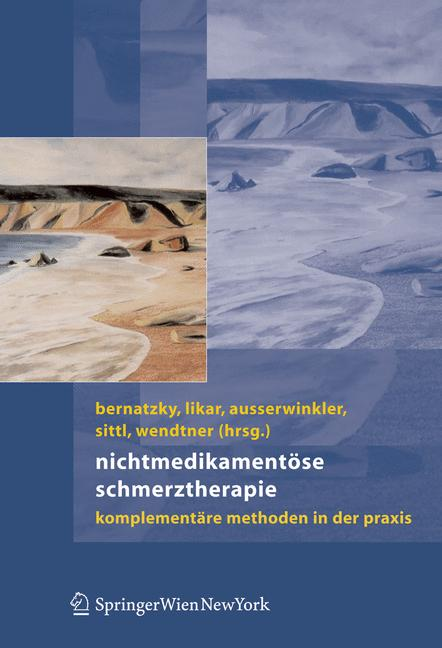 Cover of 'Nichtmedikamentöse Schmerztherapie'