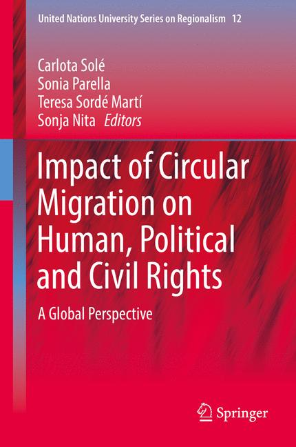 Cover of 'Impact of Circular Migration on Human, Political and Civil Rights'