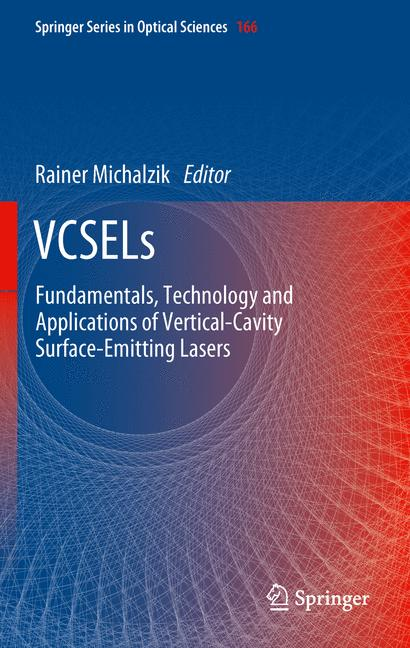 Cover of 'VCSELs'