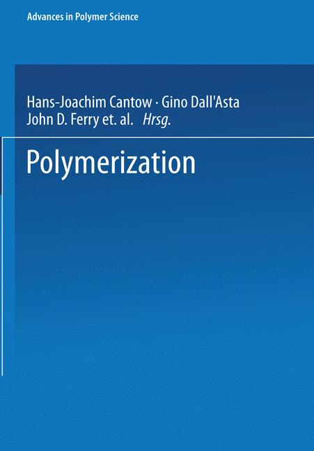 Cover of 'Polymerization'