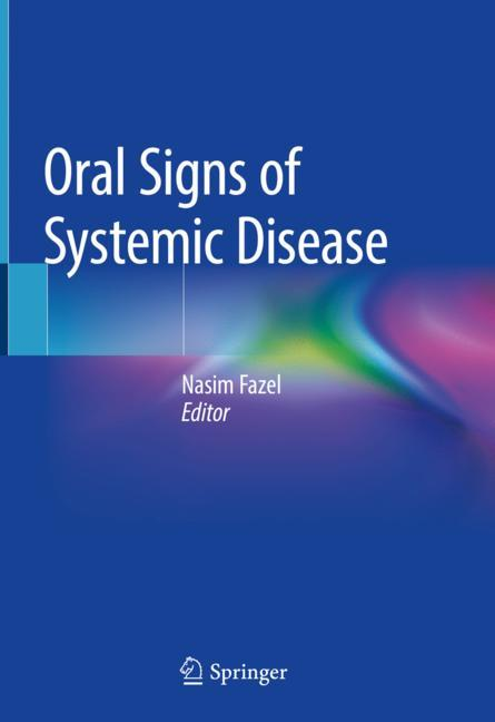 Cover of 'Oral Signs of Systemic Disease'