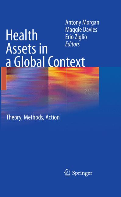 Cover of 'Health Assets in a Global Context'