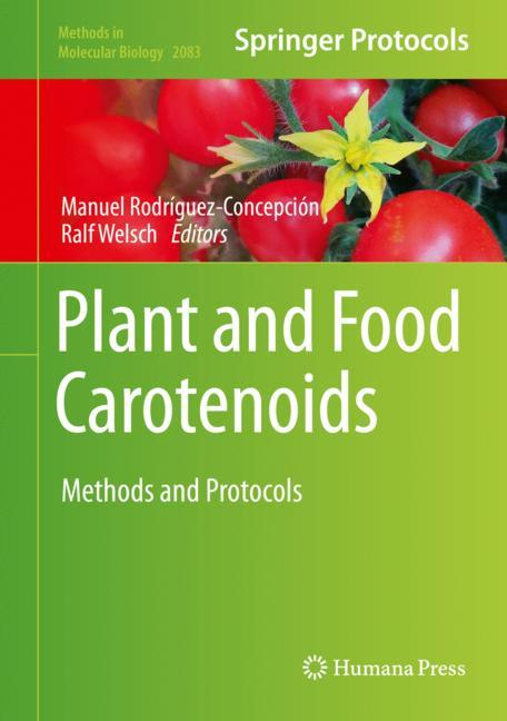 Cover of 'Plant and Food Carotenoids'