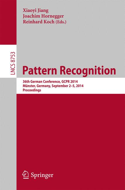 Cover of 'Pattern Recognition'