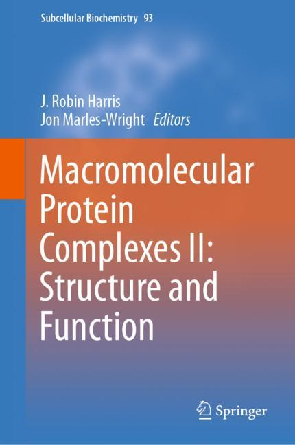 Cover of 'Macromolecular Protein Complexes II: Structure and Function'