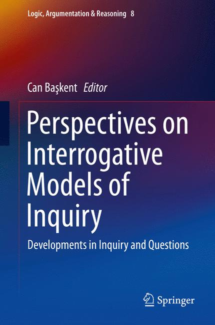 Cover of 'Perspectives on Interrogative Models of Inquiry'