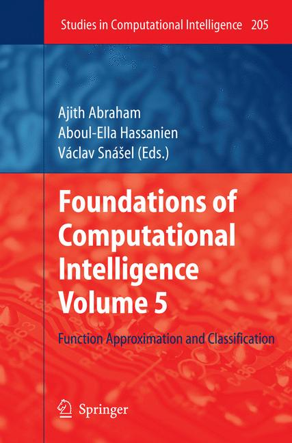 Cover of 'Foundations of Computational Intelligence Volume 5'