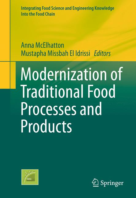 Cover of 'Modernization of Traditional Food Processes and Products'