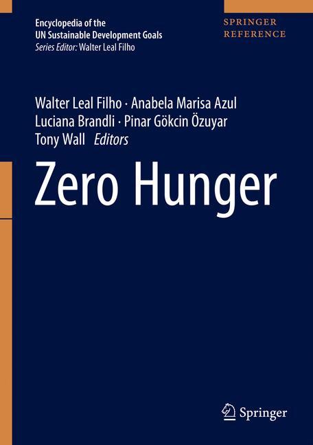 Cover of 'Zero Hunger'