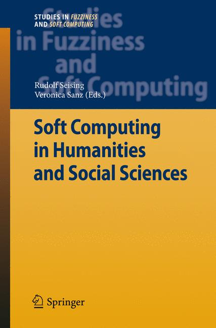 Cover of 'Soft Computing in Humanities and Social Sciences'