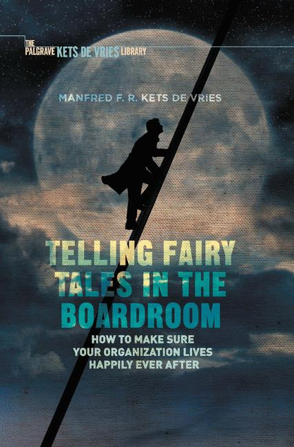 Cover of 'Telling Fairy Tales in the Boardroom'