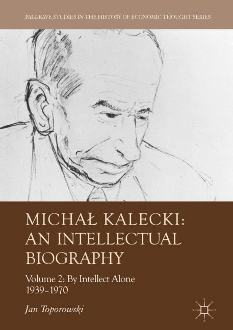 Cover of 'Michał Kalecki: An Intellectual Biography'