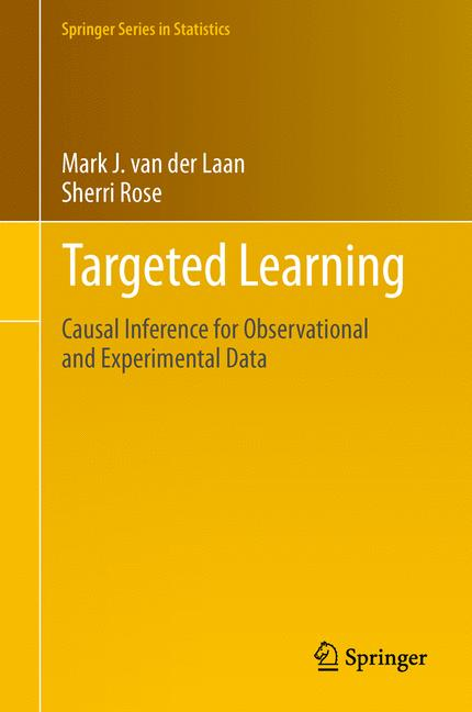 Cover of 'Targeted Learning'