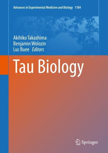 Cover of 'Tau Biology'