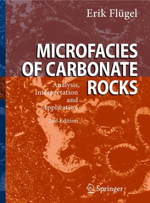 Cover of 'Microfacies of Carbonate Rocks : Analysis, Interpretation and Application'