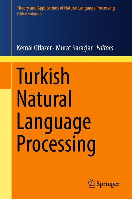Cover of 'Turkish Natural Language Processing'