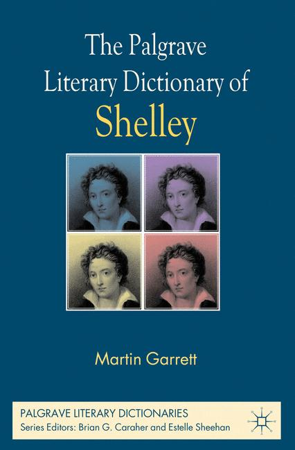 Cover of 'The Palgrave Literary Dictionary of Shelley'