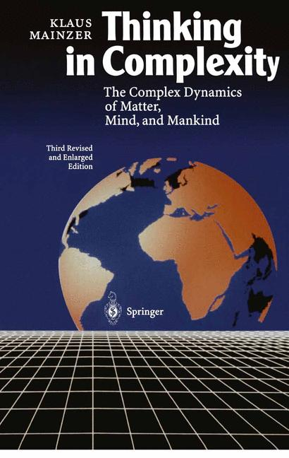 Cover of 'Thinking in Complexity'