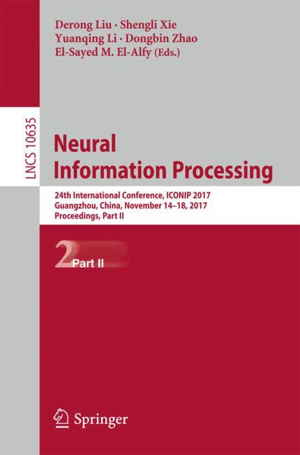 Cover of 'Neural Information Processing'