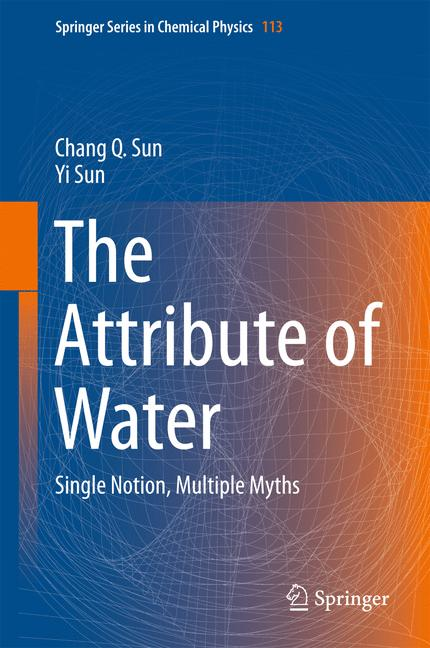 Cover of 'The Attribute of Water'
