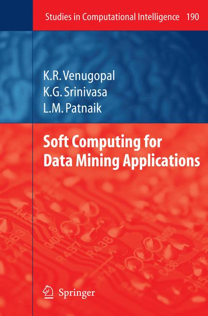 Cover of 'Soft Computing for Data Mining Applications'