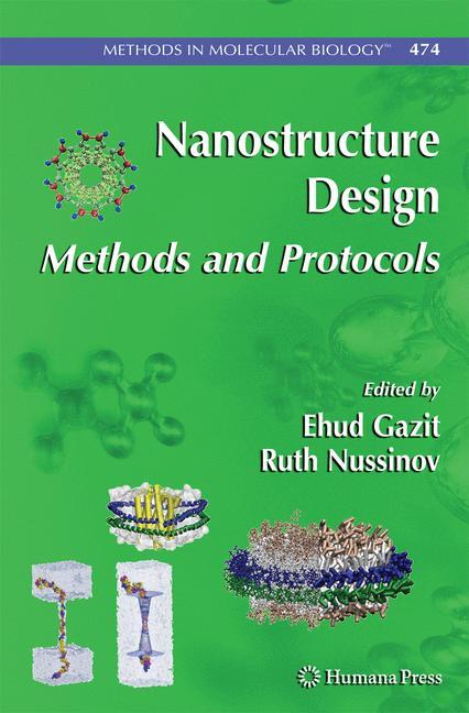 Cover of 'Nanostructure Design'