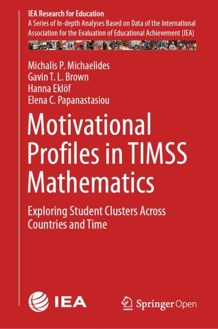 Cover of 'Motivational Profiles in TIMSS Mathematics'