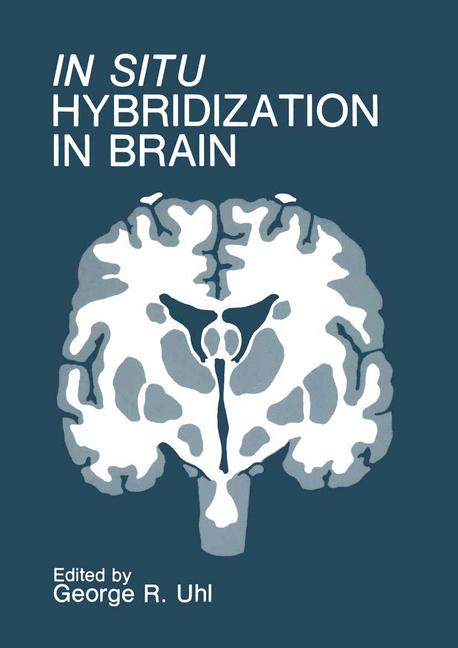 Cover of 'In Situ Hybridization in Brain'