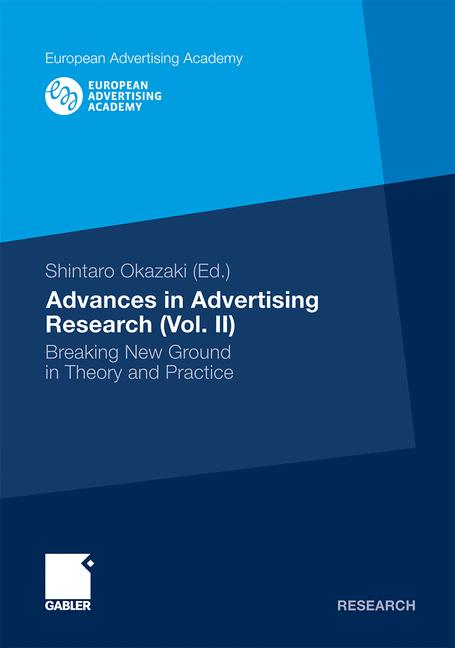 Cover of 'Advances in Advertising Research (Vol. 2)'