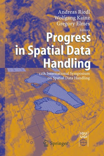 Cover of 'Progress in Spatial Data Handling'