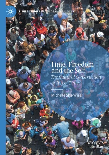 Cover of 'Time, Freedom and the Self'
