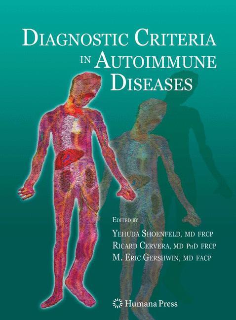 Cover of 'Diagnostic Criteria in Autoimmune Diseases'