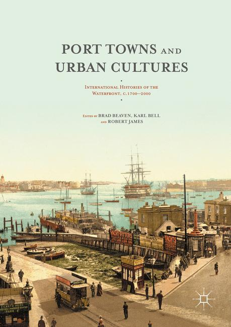 Cover of 'Port Towns and Urban Cultures'