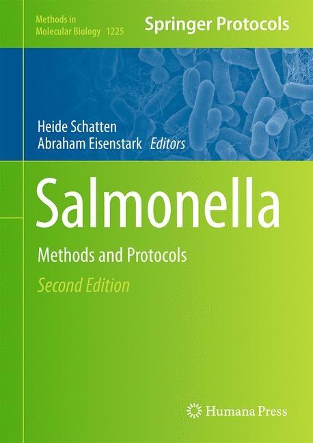Cover of 'Salmonella'